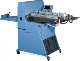 Double Head Perforating-Creasing Machine Bacciottini PIT STOP D2H High Speed
