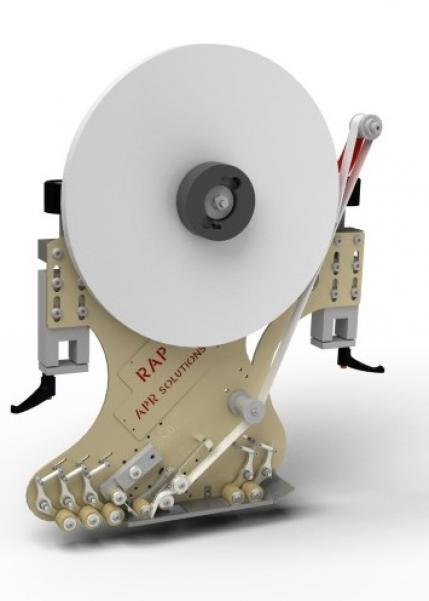 Maszyna Do Nakładania Taśmy Dwustronnej Z Ręcznym